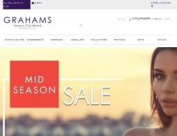 Grahams Jewellers Promo Codes