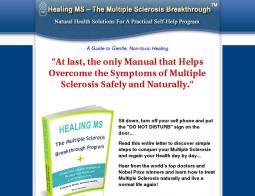 Healing MS