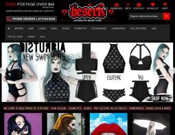Beserk Discount Codes