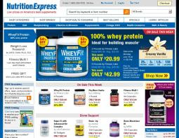Nutrition Express Coupon 2018
