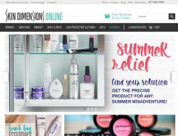 Skin Dimensions Online Coupon Codes