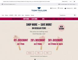 Tom-tailor Promo Codes