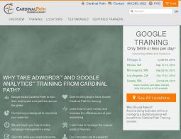 Cardinal Path Training