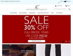 Antoine & Stanley Promo Codes