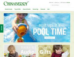 Chinaberry Coupon