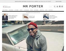 MR PORTER Promo Codes