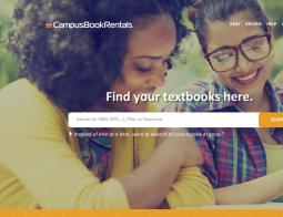 CampusBookRentals Coupon 2018