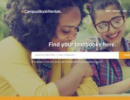CampusBookRentals Coupon