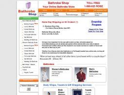 Bathrobe Shop Coupon