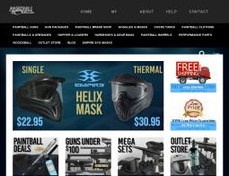 Paintball-Online Promo Code 2018