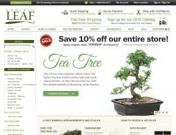 Eastern Leaf Coupon