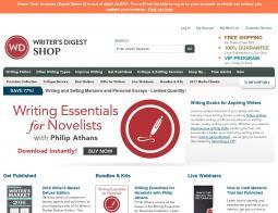WritersDigestShop Promo Codes