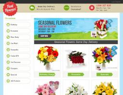 Fast Flowers Coupon