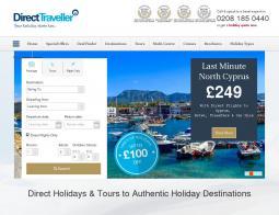Direct Traveller Discount Code