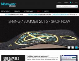 The Menswear Site Voucher Code