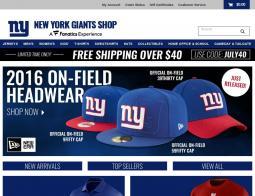 Giants.com Promo Code