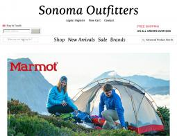 Sonoma Outfitters Coupon