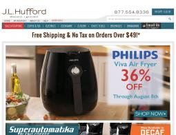 J.L. Hufford Coupon