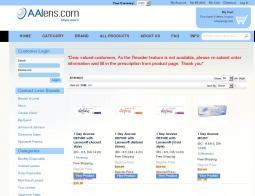 AAlens.com Promo Codes
