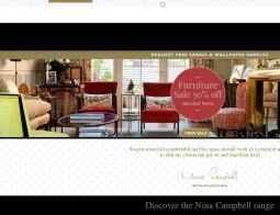 Nina Campbell Discount Code