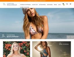 Canyon Beachwear Coupon