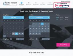 Stansted Airport Parking Promo Code