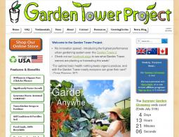 Garden Tower Project Coupon