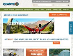 Element Outfitters Coupon