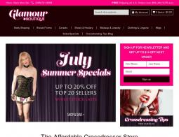 Glamour Boutique Coupon
