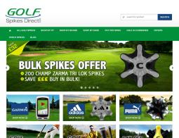 Golf Spikes Direct Discount Code