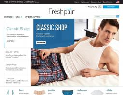 Freshpair Promo Codes 2018