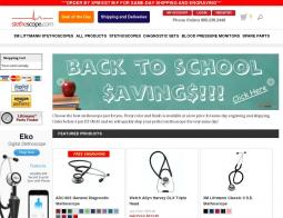 Stethoscope.com Coupon Codes 2018