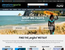 Pleasure Sports Coupon Codes 2018