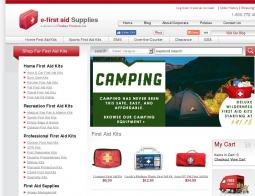 E-First Aid Supplies Coupon Codes