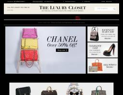The Luxury Closet Promo Codes 2018