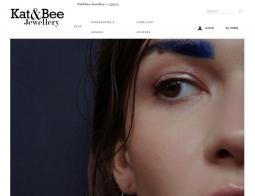 Kat&Bee Jewellery Discount Code 2018