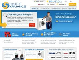 Spares4Appliances Discount Code