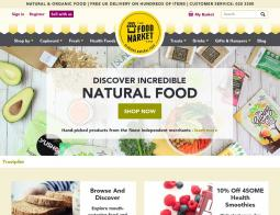 The Food Market Discount Code 2018