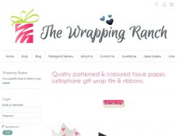 The Wrapping Ranch Discount Code