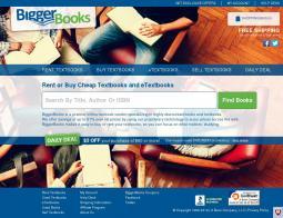 BiggerBooks Coupon
