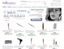Hair Products Coupon