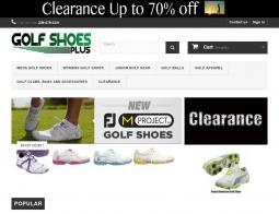 Golf Shoes Plus Coupon