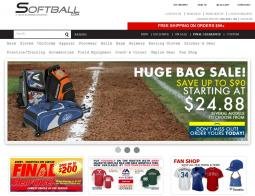 Softball Sales Coupon 2018