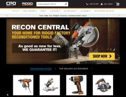 CPO Ridgid Coupon 2018