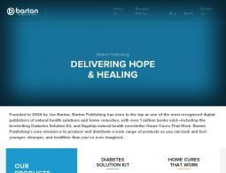 Barton Publishing Coupon