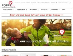 Poppy Sports Coupon 2018