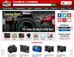 Cameta Camera Coupon