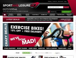 Sport and Leisure UK Discount Code