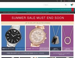 WatchShopUK Discount Code 2018