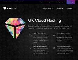 Krystal Web Hosting Discount Code